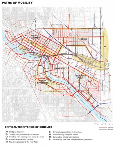 University District Mobility Composite