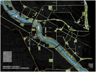 Final Open Space & Greenway Network
