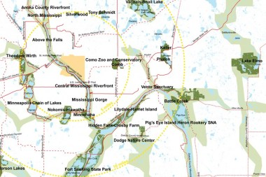 Regional Parks detail