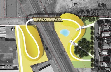 Bike Bridge Plan